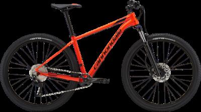 Bicicleta Cannondale Trail 5 aro29 2019 Vermelha